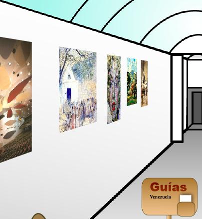 Screenshot of Museo del Arte